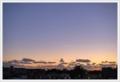 2011-11-24夕焼け。