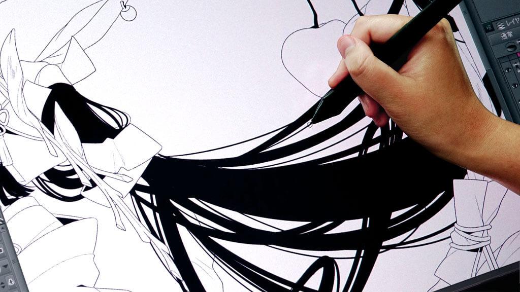 ジャンプ漫画家 CLIP STUDIO