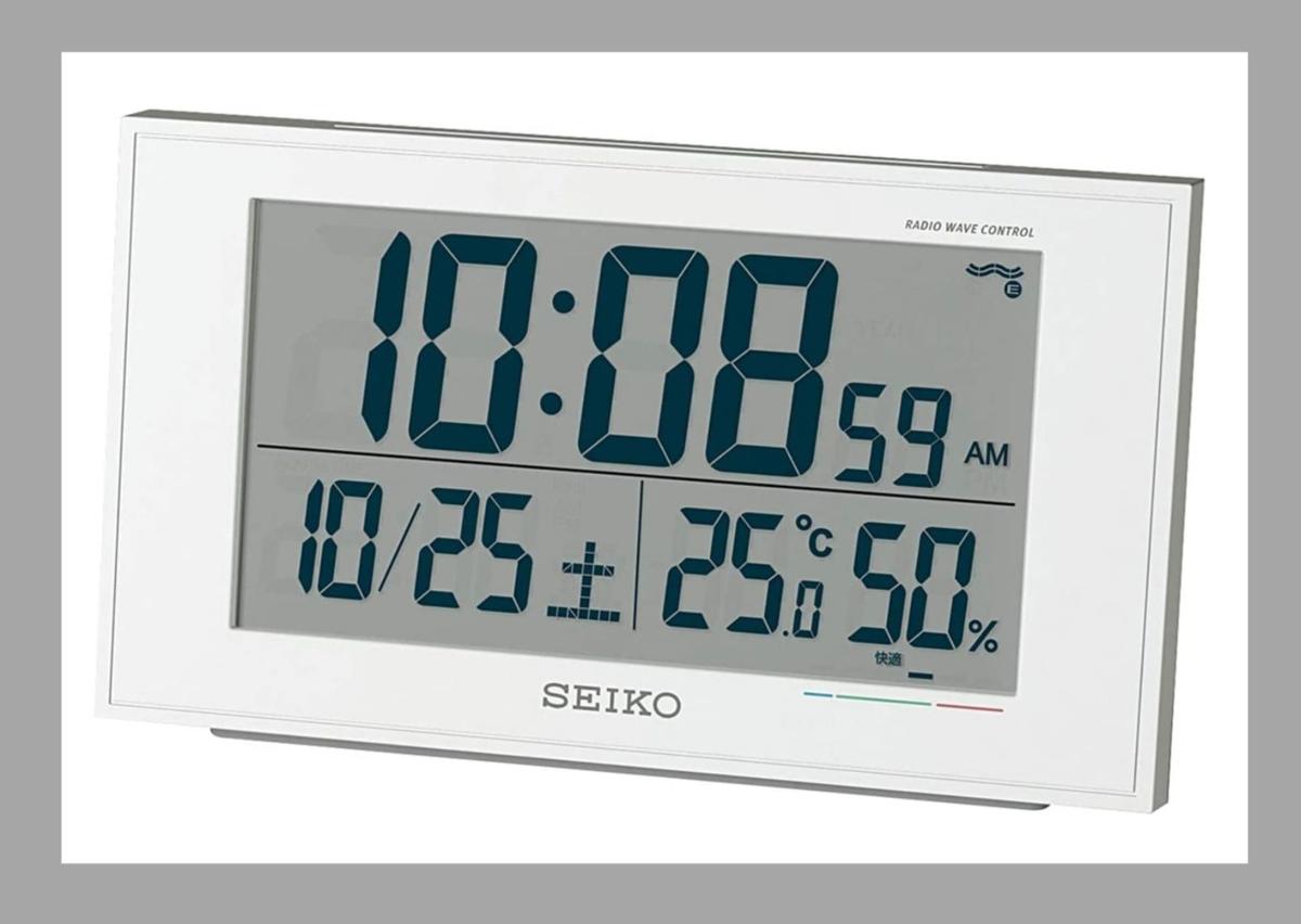 プライムデー セイコークロック置時計