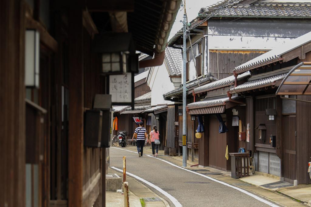 醤油発祥の地、和歌山県湯浅町