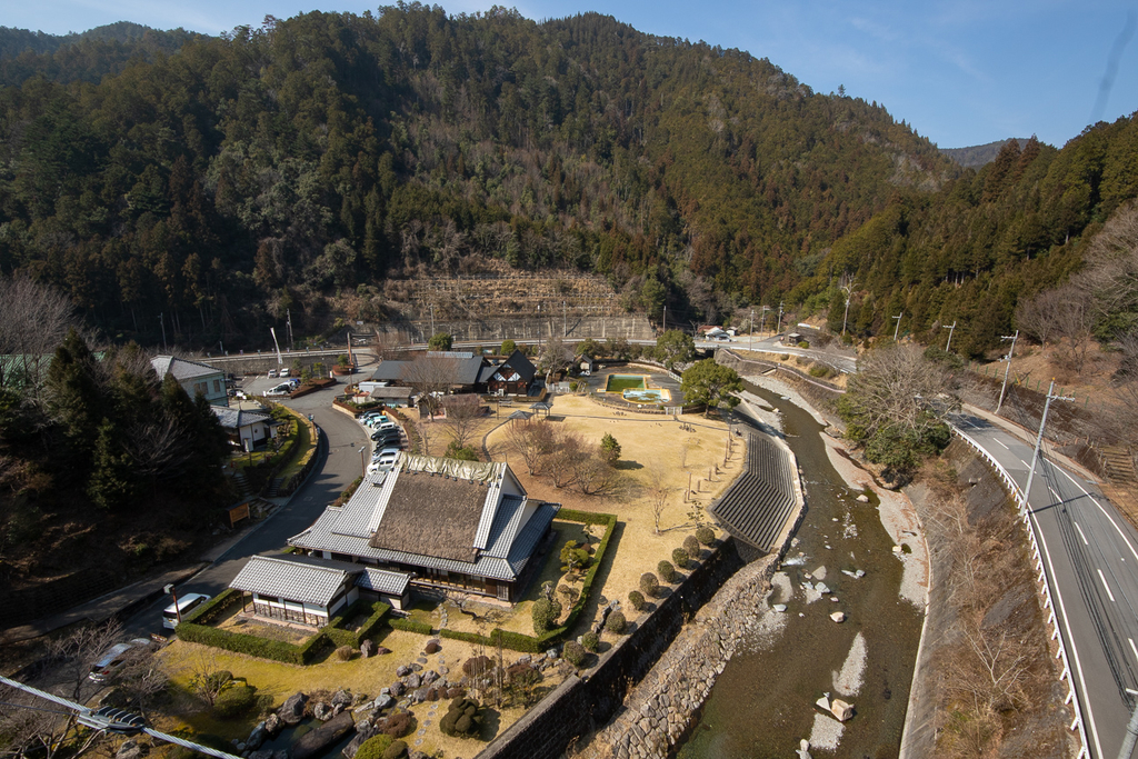 黒滝・森物語村
