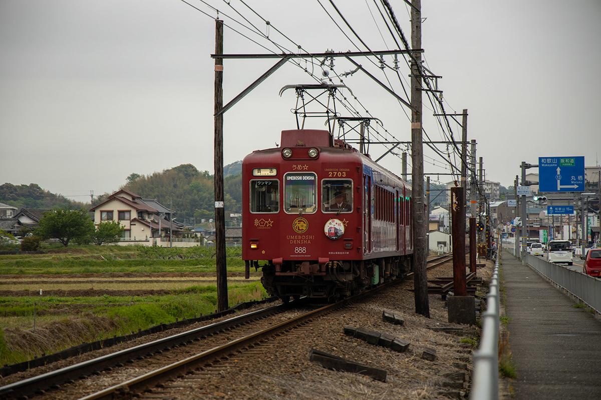 和歌山鐡道貴志駅へねこ駅長ニタマに会いに