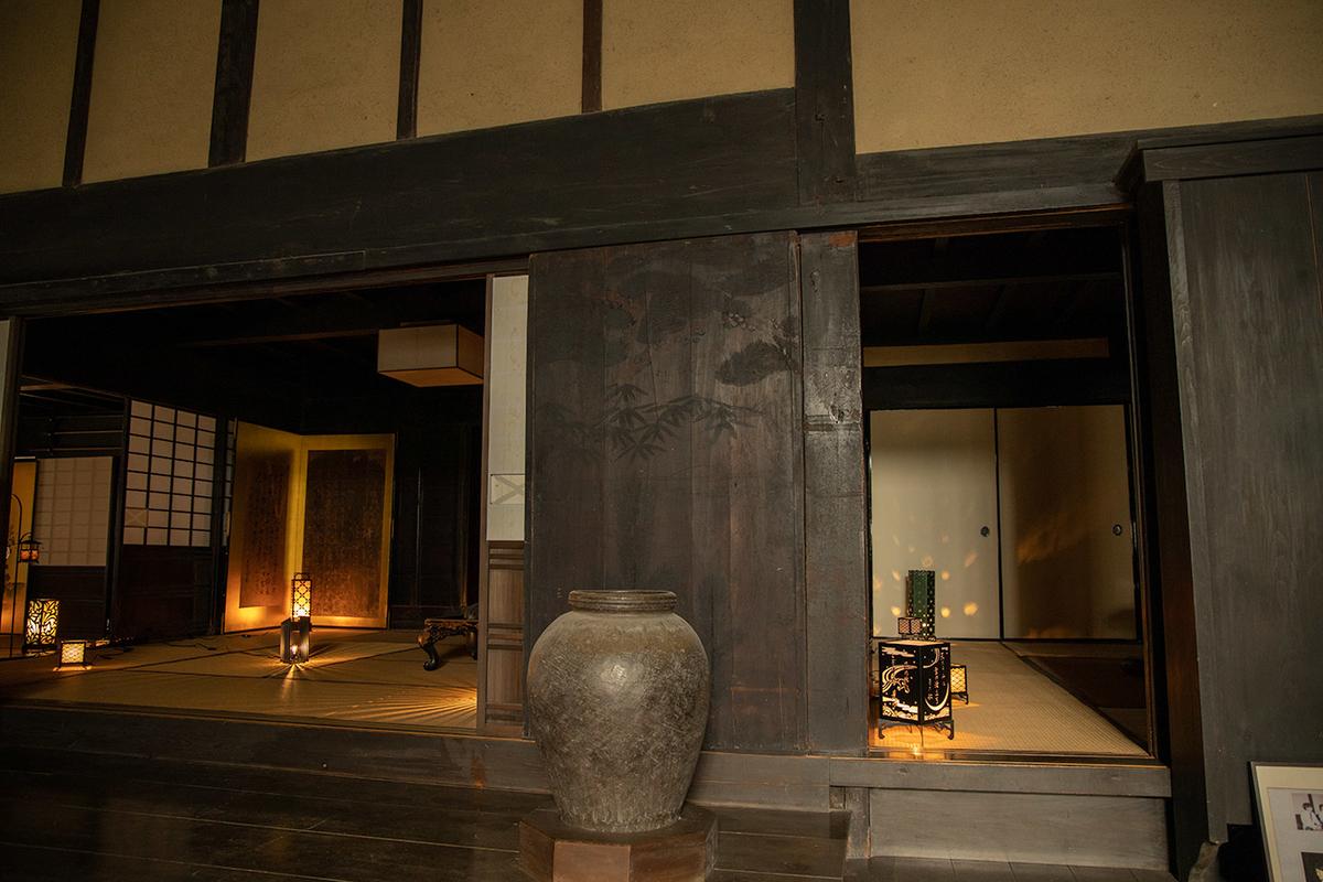 奈良県橿原市今井町今西住宅
