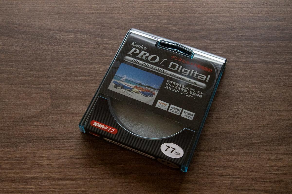 ケンコーレンズフィルター PRO1 Digital