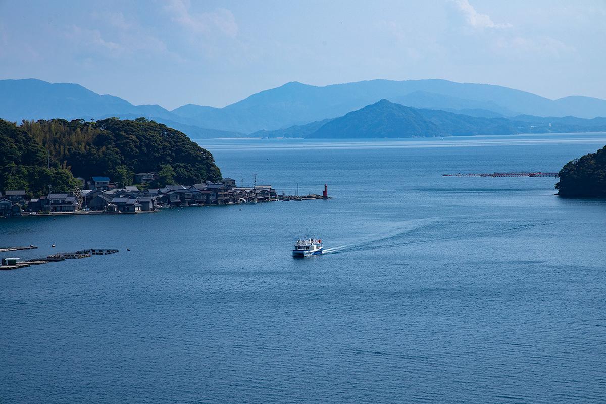 京都伊根町舟屋