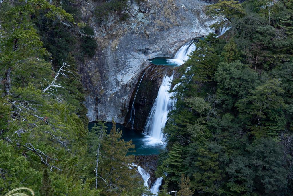 奈良の最果て下北山村へ、前鬼・不動七重の滝