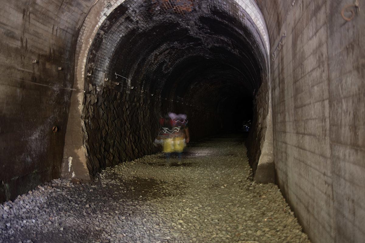 旧JR福知山線廃線敷