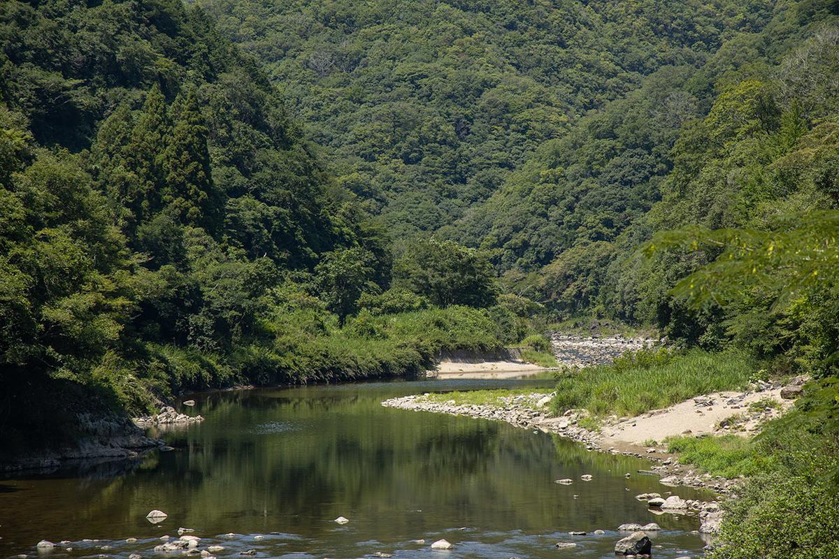 JR旧福知山線廃線敷