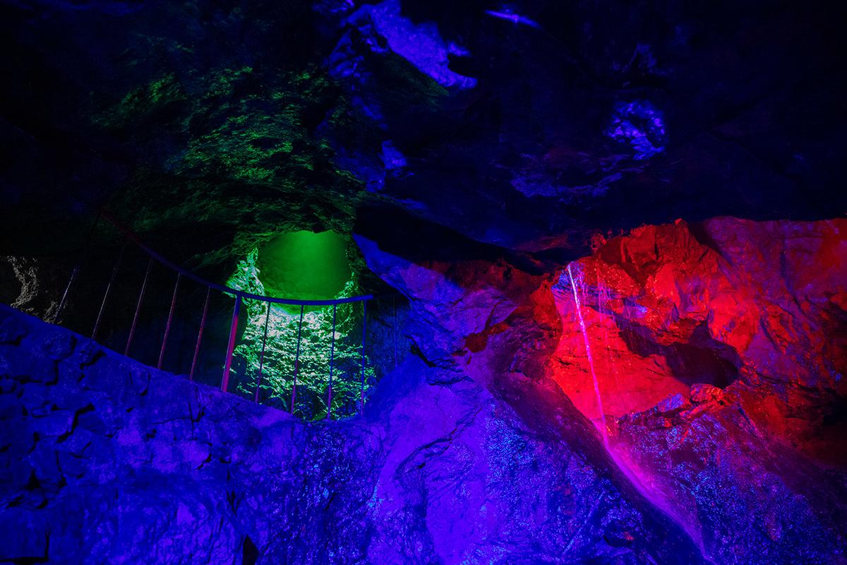 和歌山県小原洞窟恐竜ランド&極楽洞