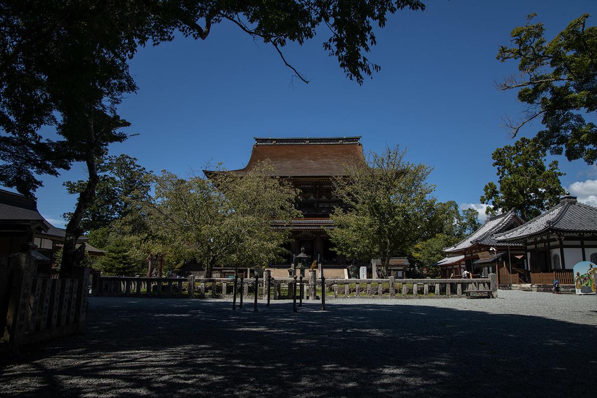 奈良県吉野金峯山寺