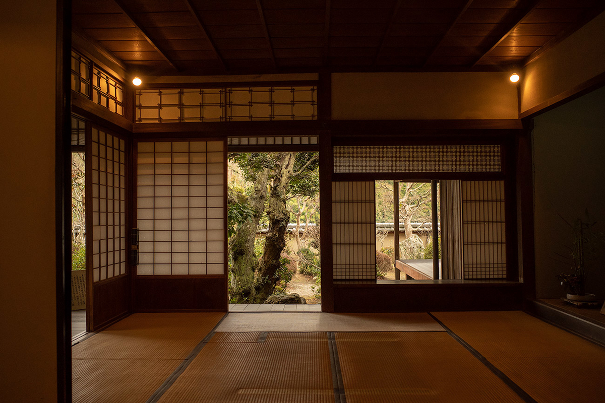 旧柳生藩家老屋敷