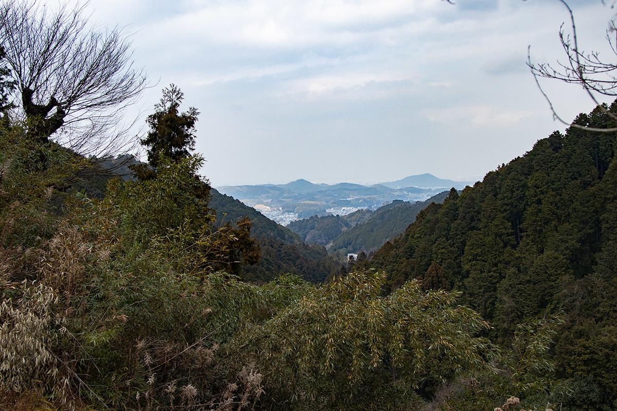 奈良県高取町壺阪寺
