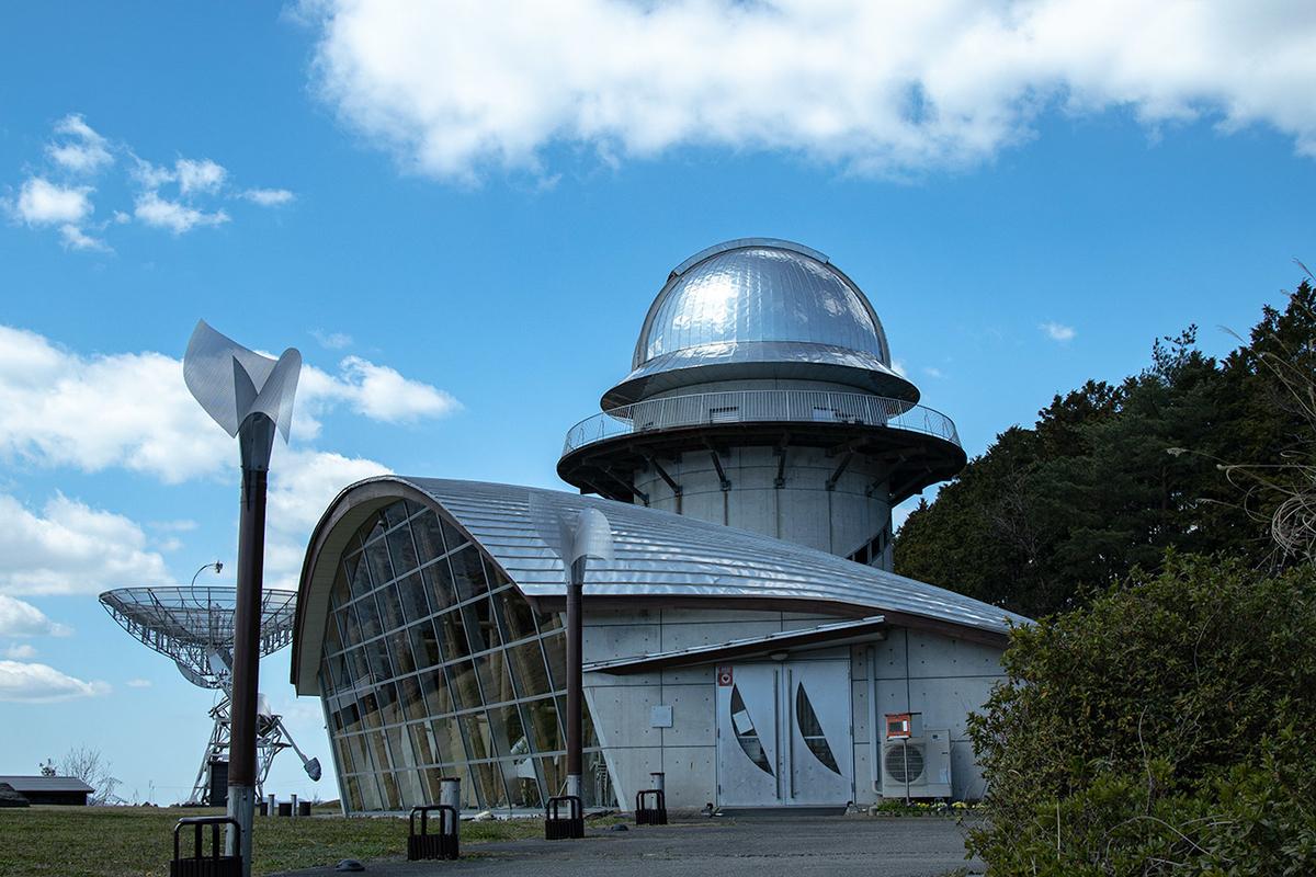 星の動物園「みさと天文台」