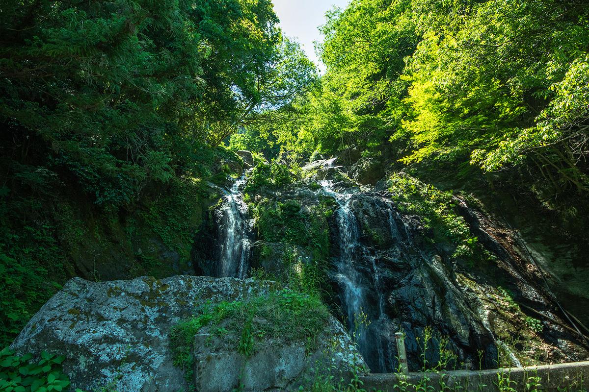 瀧大権現の滝