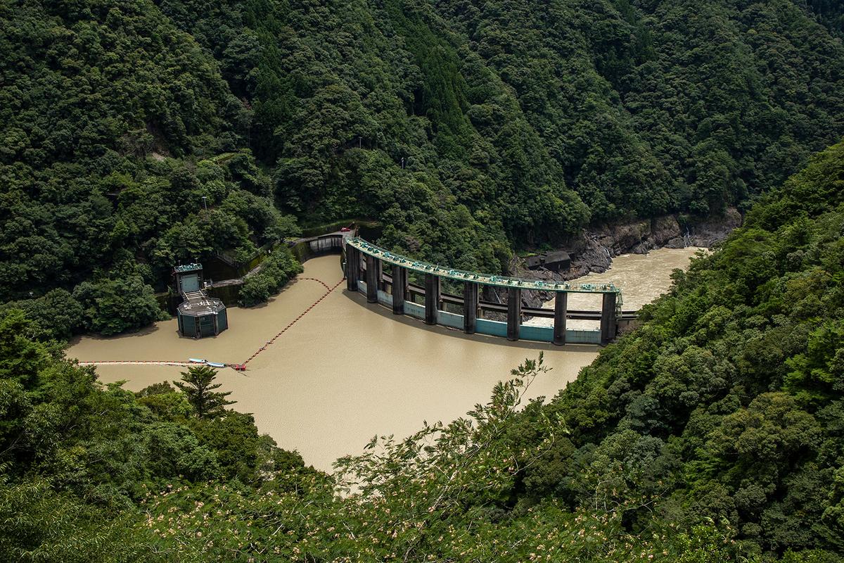 二津野ダム