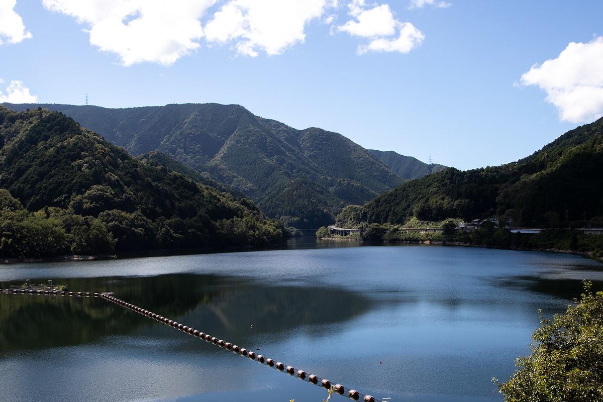 大阪滝畑ダム