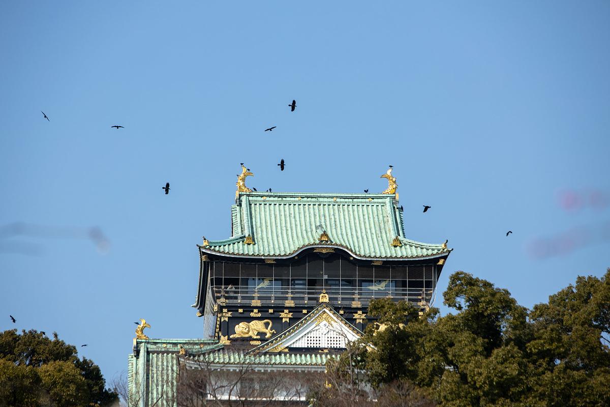 大阪城梅園