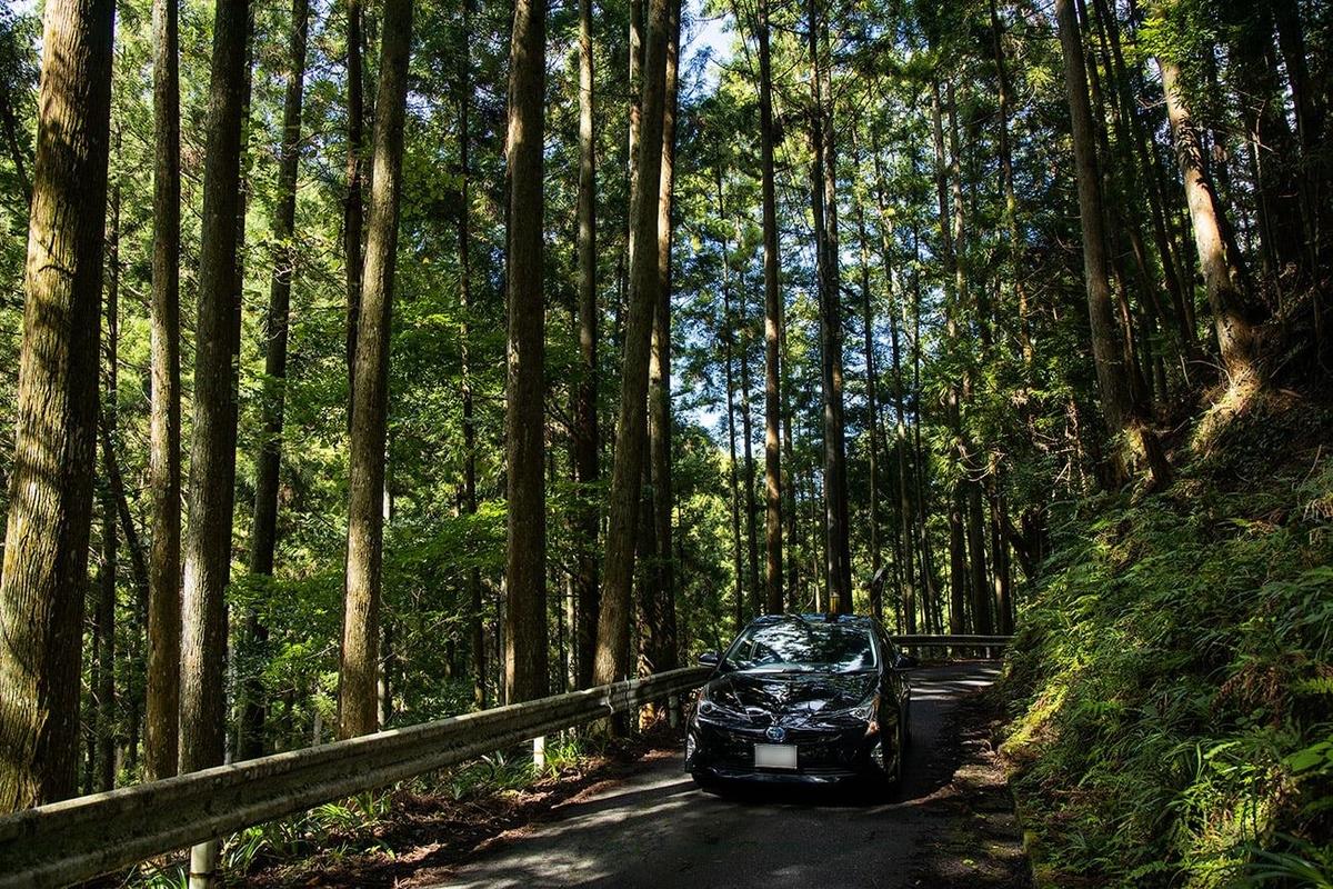 奈良県道257号才谷吉野山線