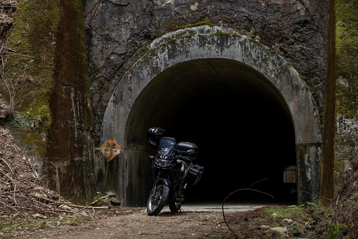 天辻隧道 旧天辻トンネル
