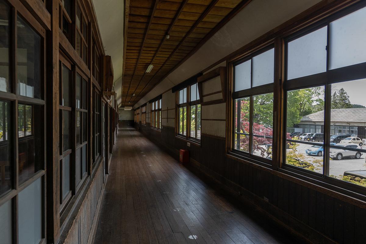 奈良県昭和10年に建てられた木造校舎旧宇太小学校 奈良カエデの郷ひらら