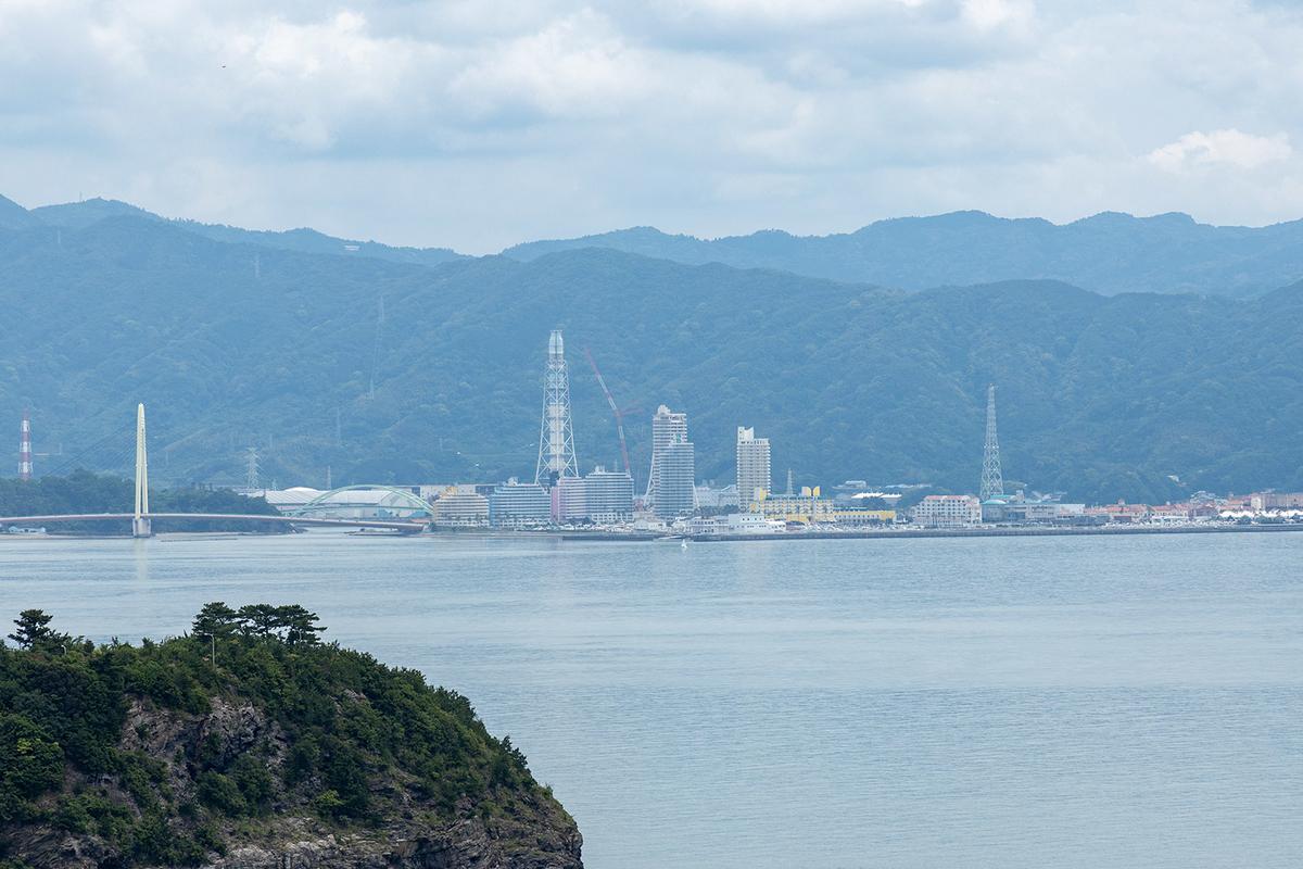 雑賀崎灯台