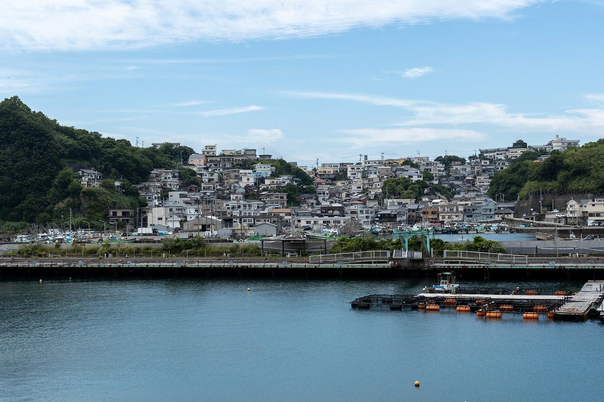 和歌山県のアマルフィ