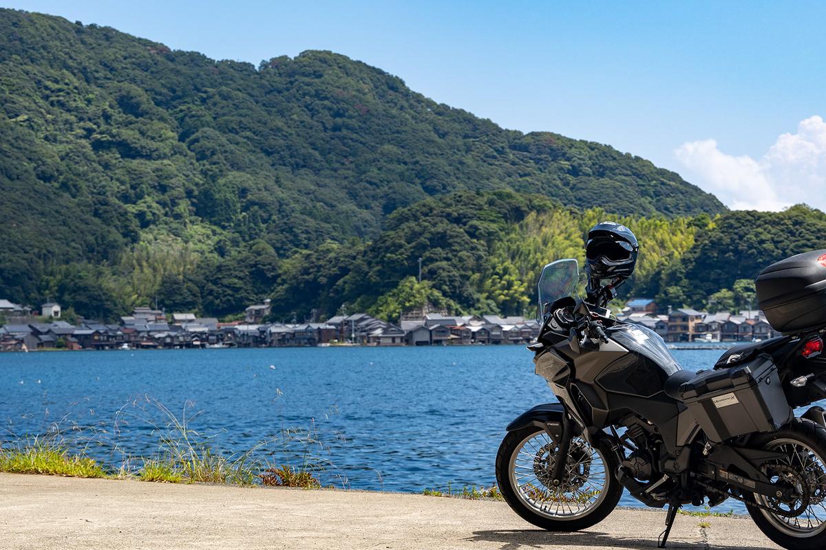 京都の絶景スポット、舟屋の街並みが美しい伊根町