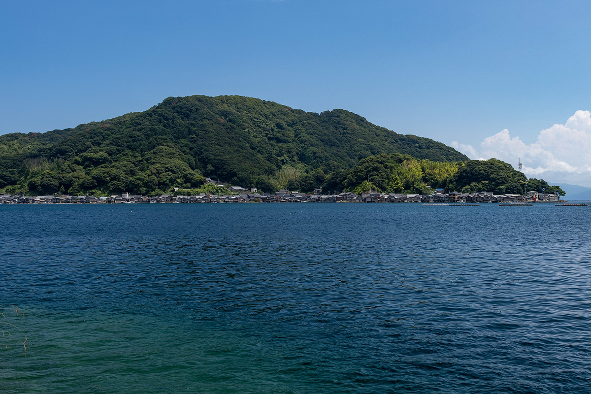 京都の絶景スポット。舟屋の街並みが美しい伊根町までツーリング。