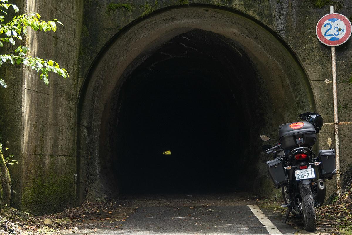 奈良険道48号線、洞川下市線、松ヶ茶屋跡、小南トンネル