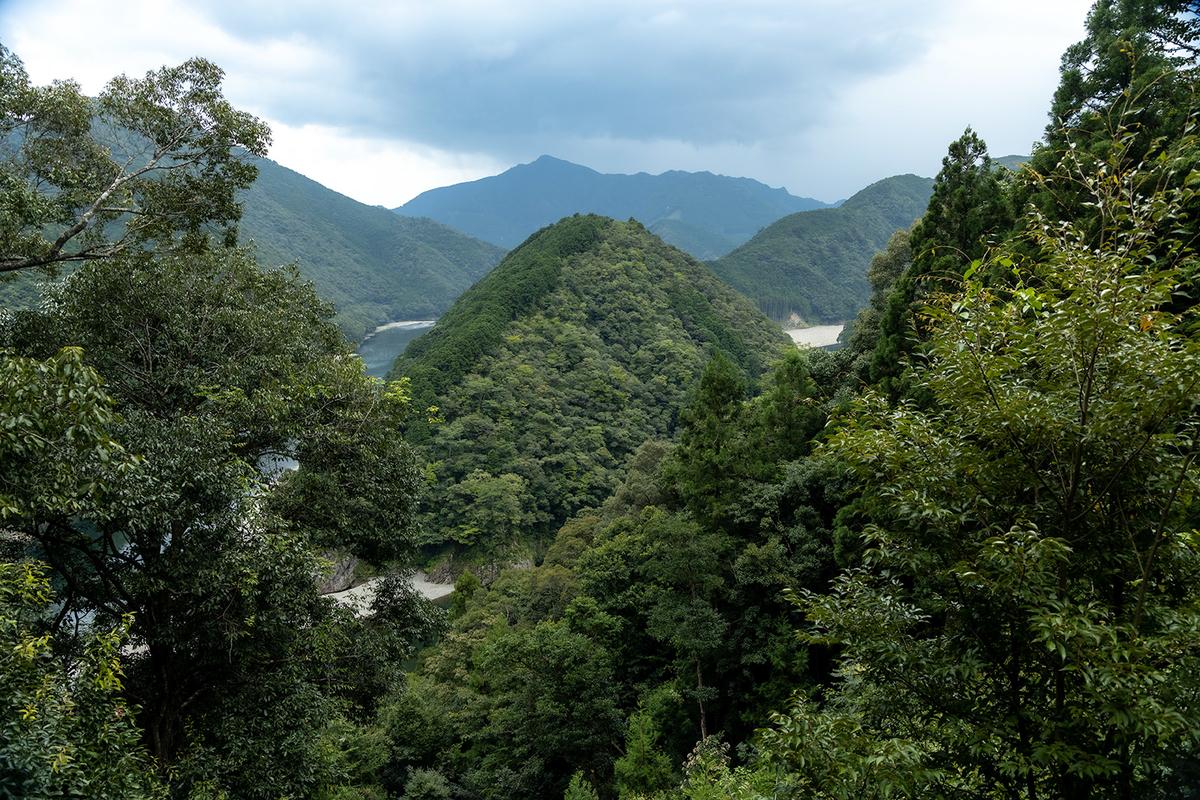 木津呂集落