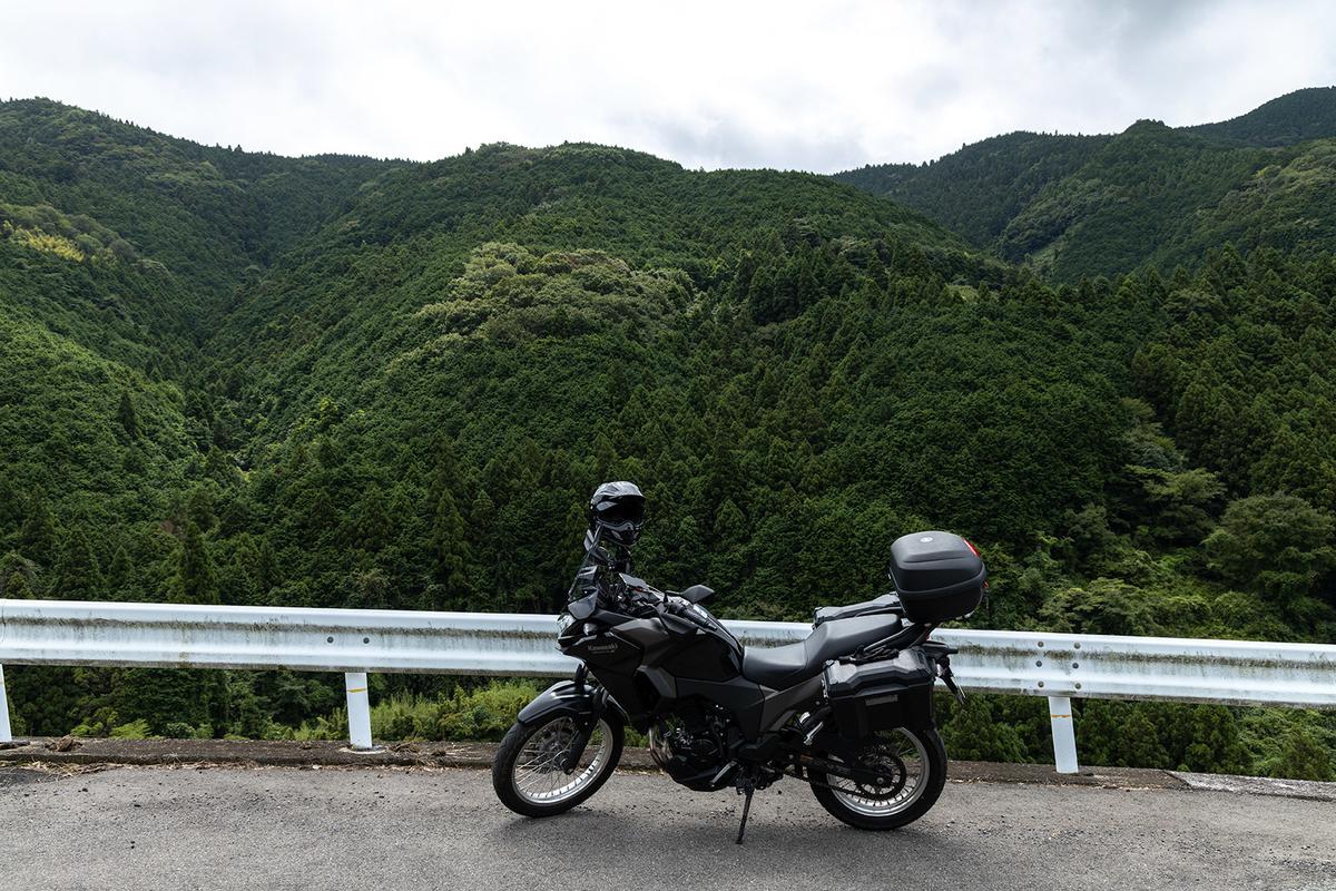 和歌山県道120号上鞆淵那賀線