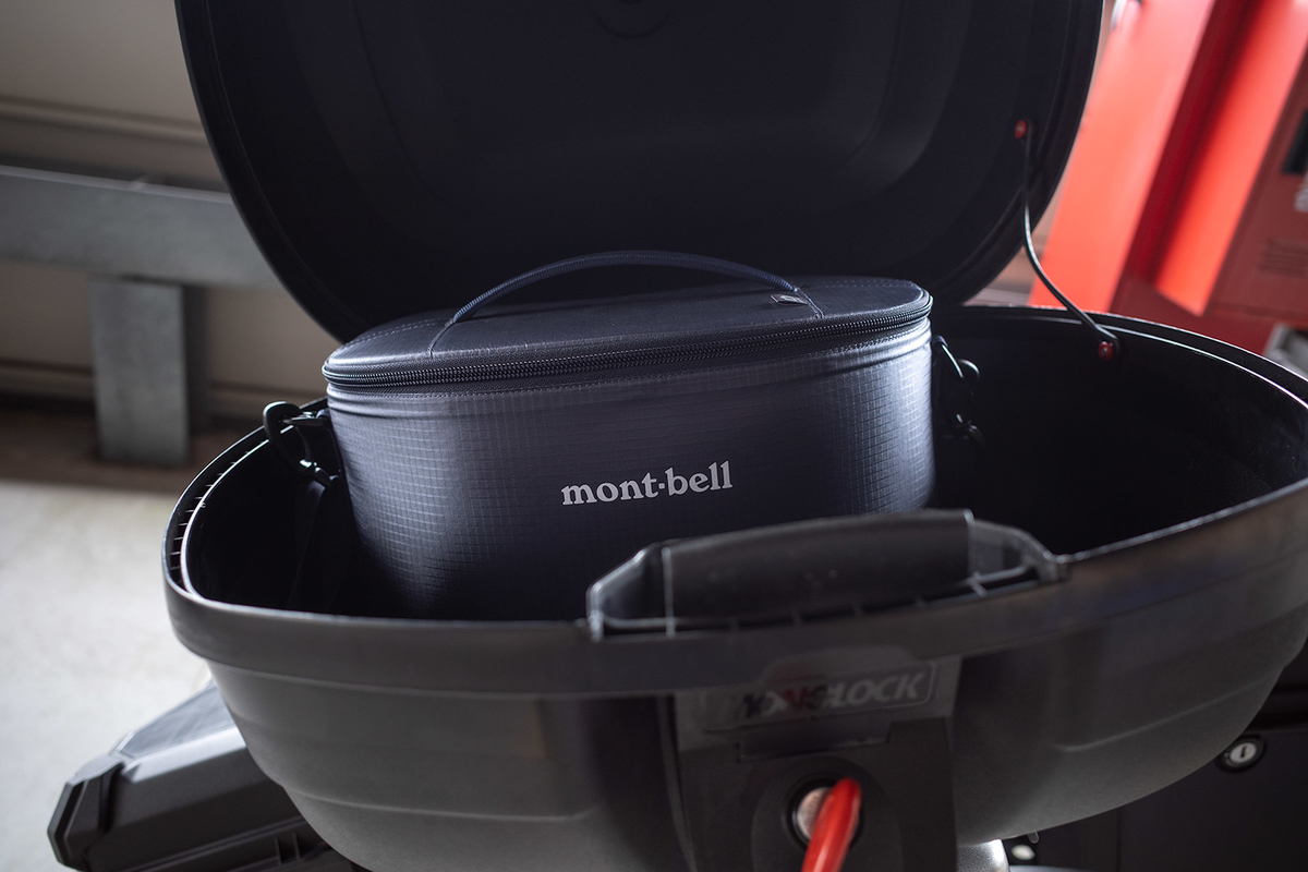 モンベル プロテクション パックインバッグ