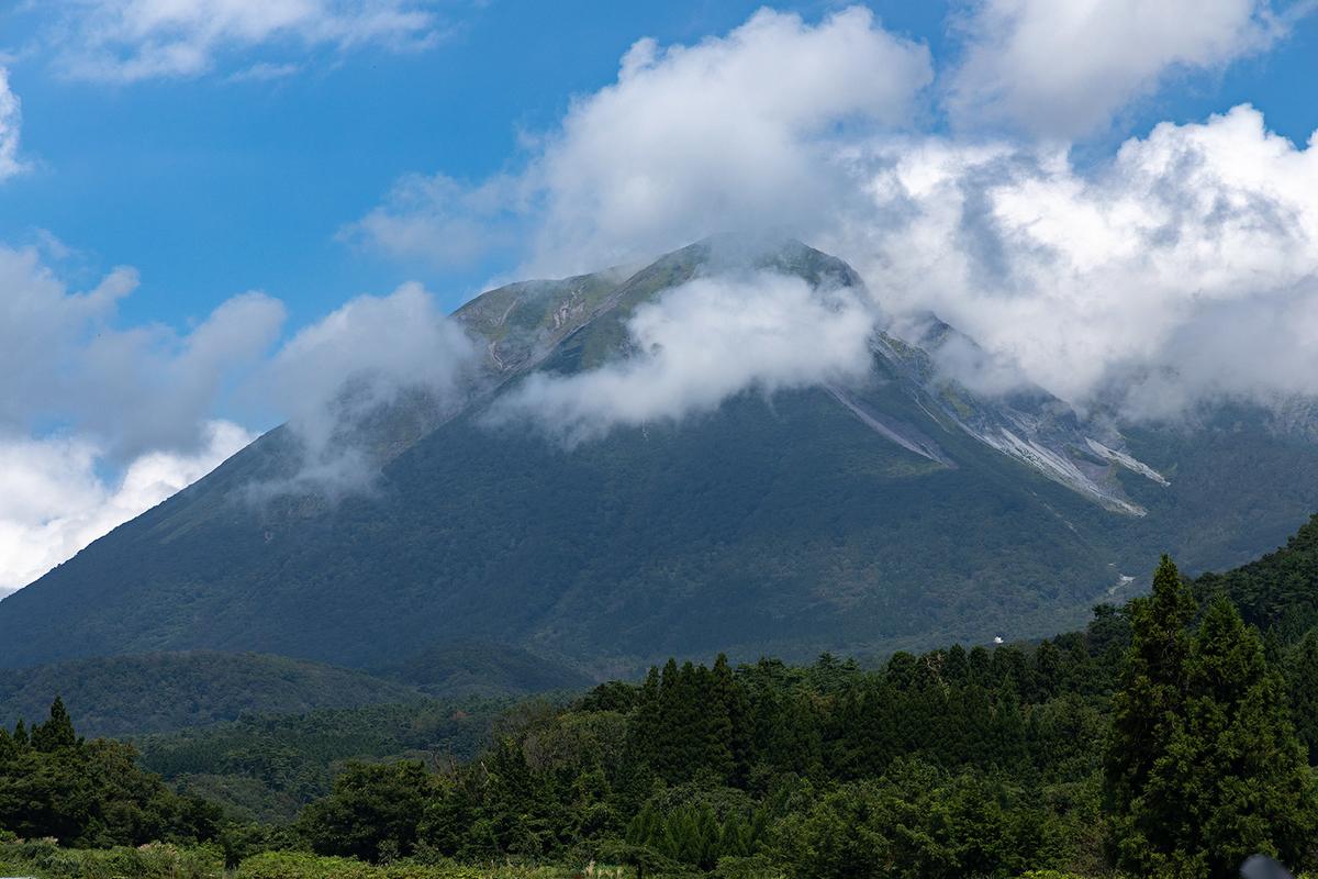 鳥取県の絶景スポット。大山まで2人ツーリング。