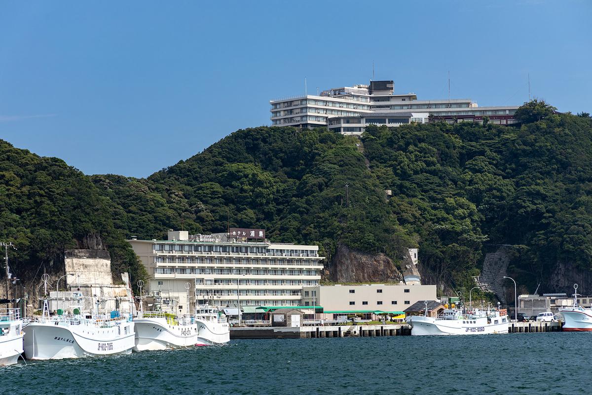 和歌山県勝浦温泉