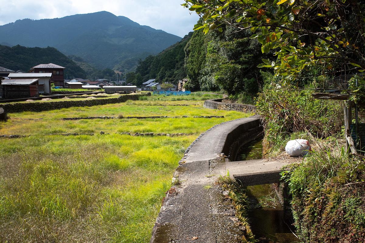 井関温泉(野湯)