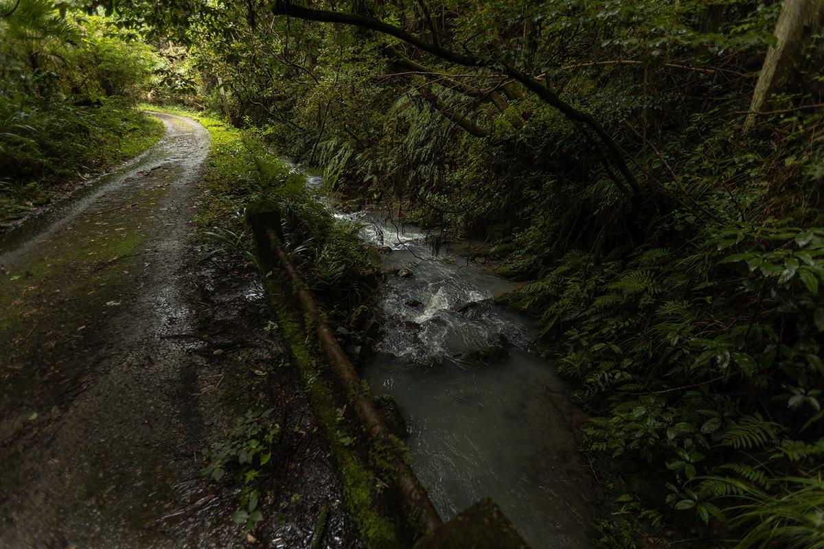 倉谷温泉跡