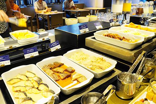 三井ガーデンホテル新町別邸の朝食