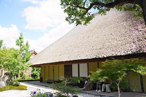 京都市指定文化財『旧小林家住宅』