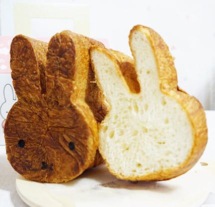 みっふぃーの食パン