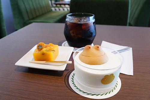 名古屋のららぽーとにある喫茶Willows