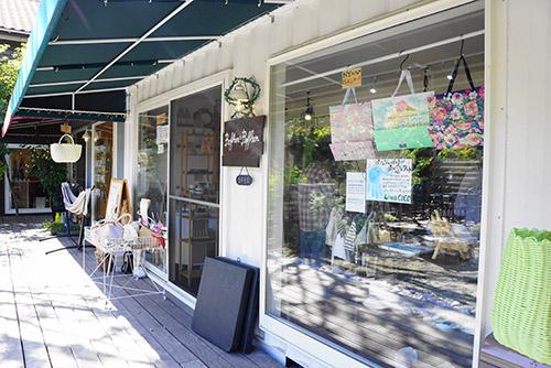 けやきの杜のカフェ以外の店舗