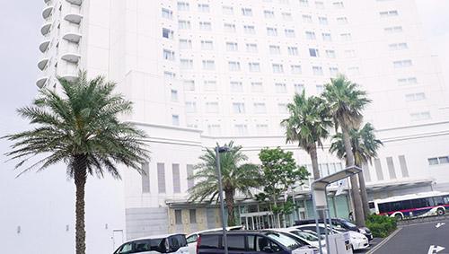 ホテルエミオン東京ベイ外観