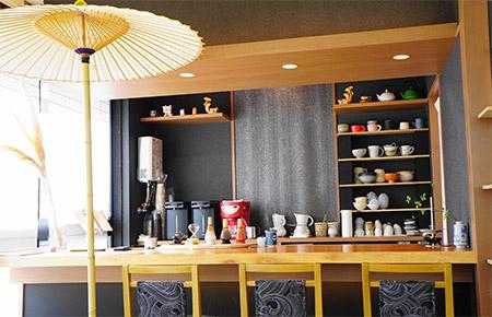 日本茶カフェヤタガラス