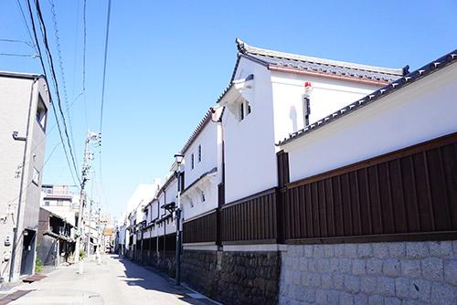 名古屋の四間道