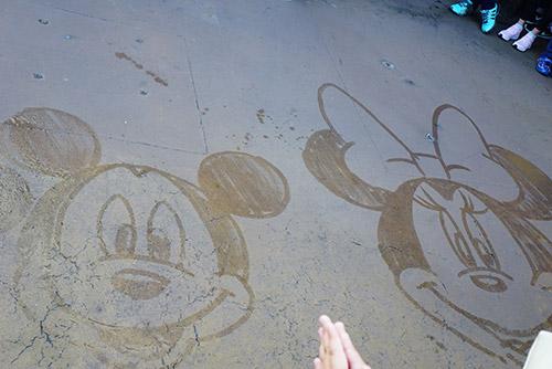 カストーティアルさんが描いたミッキーミニー