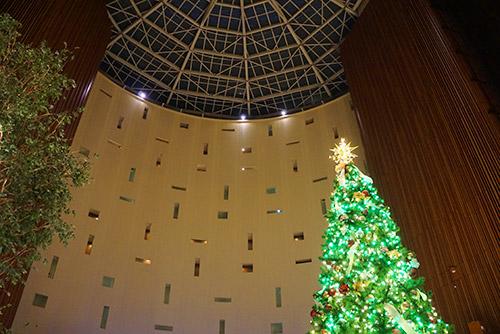東京ベイ舞浜ホテルのクリスマス