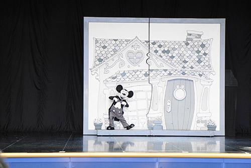 ミッキーマウスの誕生から始まった