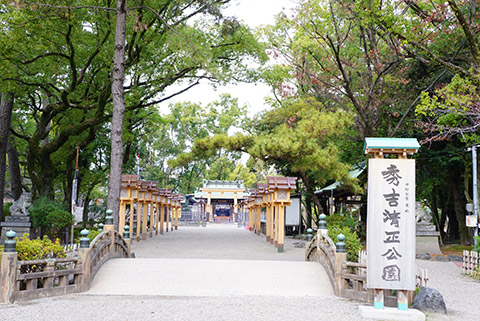 名古屋の豊国神社