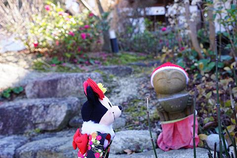 八事興正寺のお地蔵さん