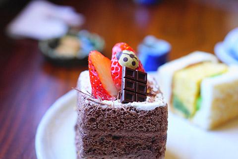 稲沢市のLarge(ラルジュ)のかわいいケーキ